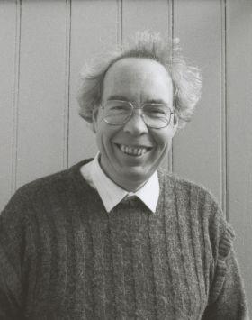 <p>Volker Klotz, 1996, Foto/©: Aiga Klotz, Volker-Klotz-Archiv<br/>Nr. 583</p>