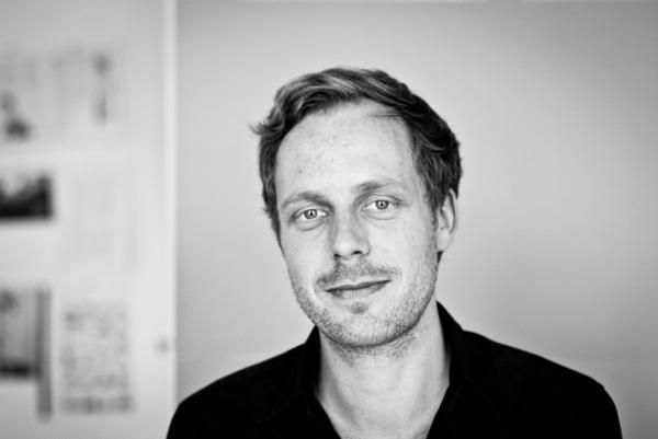 Sebastian Schlüter von Stadtaspekte – die dritte Seite der Stadt